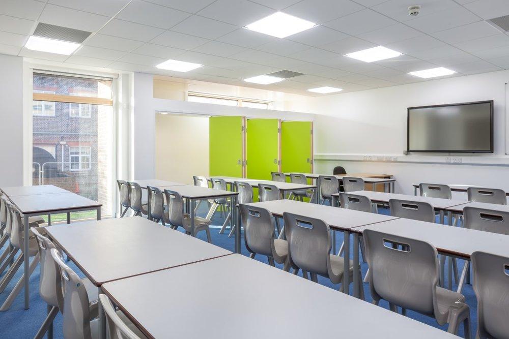 BLATCHINGTON MILL SCHOOL   Hove