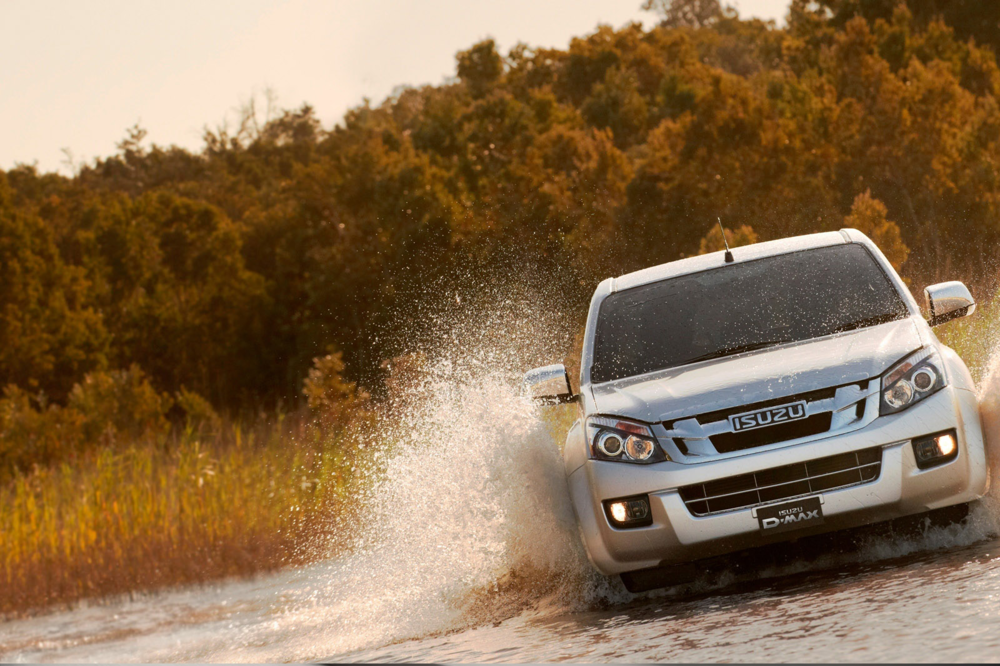 CONQUER YOUR JOURNEY   The 2016 Isuzu D-Max