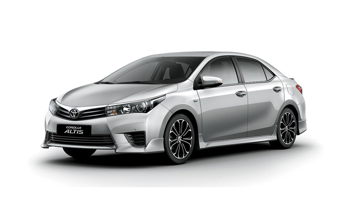 toyota corolla altis toyota pricelist philippines autos post. Black Bedroom Furniture Sets. Home Design Ideas