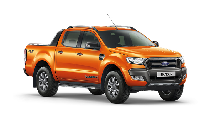 New Ford Ranger 2017 For Sale