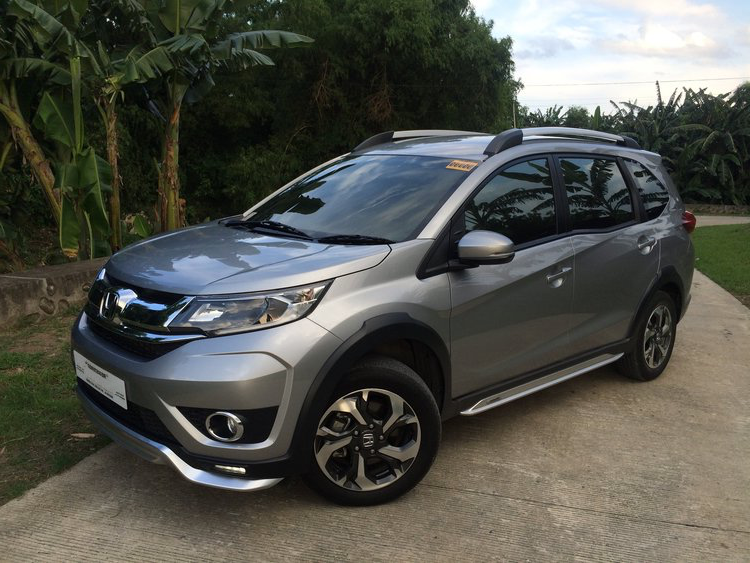 Honda Br V Review New Cars For Sale Philippines 2018