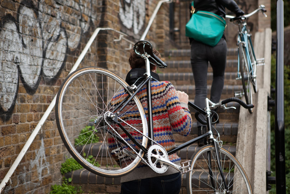 "Cycle to Work  ""The enjoyability of our commute is hugely important. We all know this already as individuals - a bad train or car journey can definitely ruin our day - but do organisations take it seriously enough?"""