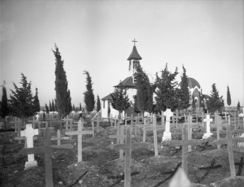 Salonika Anglo French Military Cemetery Lembet Road Greece - 00217_001