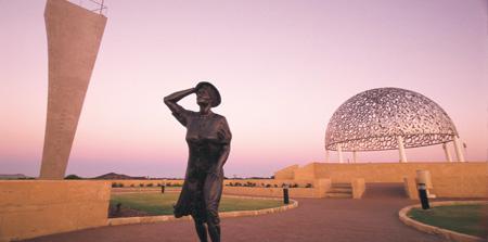 Memorial to HMAS Sydney, Geraldton, Western Australia