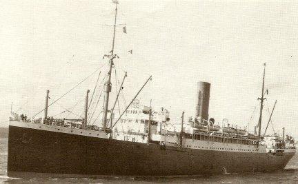 SS Darro