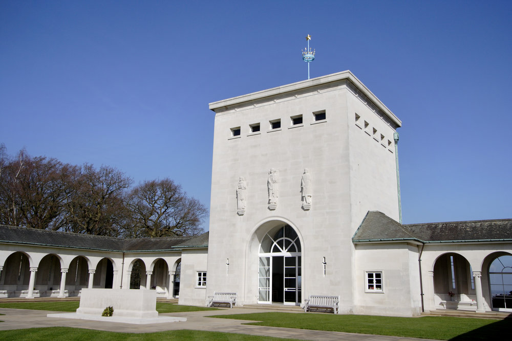 CWGC Runnymede Memorial