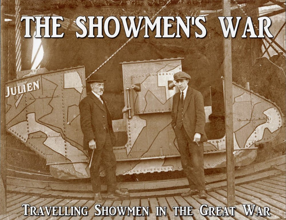 A book produced by The Fairground Heritage Trust detailing the contribution made by showmen to the war effort