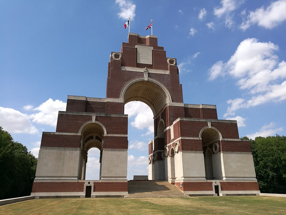 Soldiers Last Letter.The Last Letters From Soldiers On The Thiepval Memorial