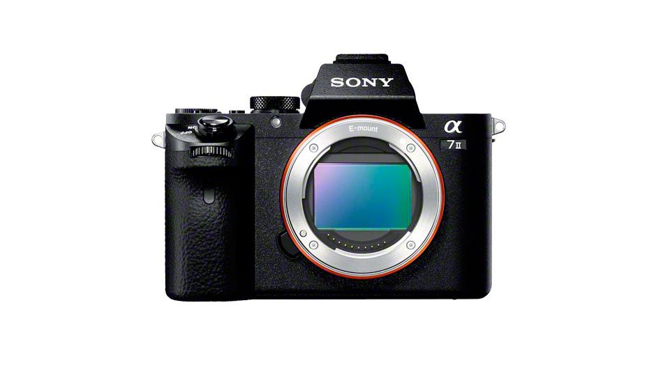 Sony A7r MK2