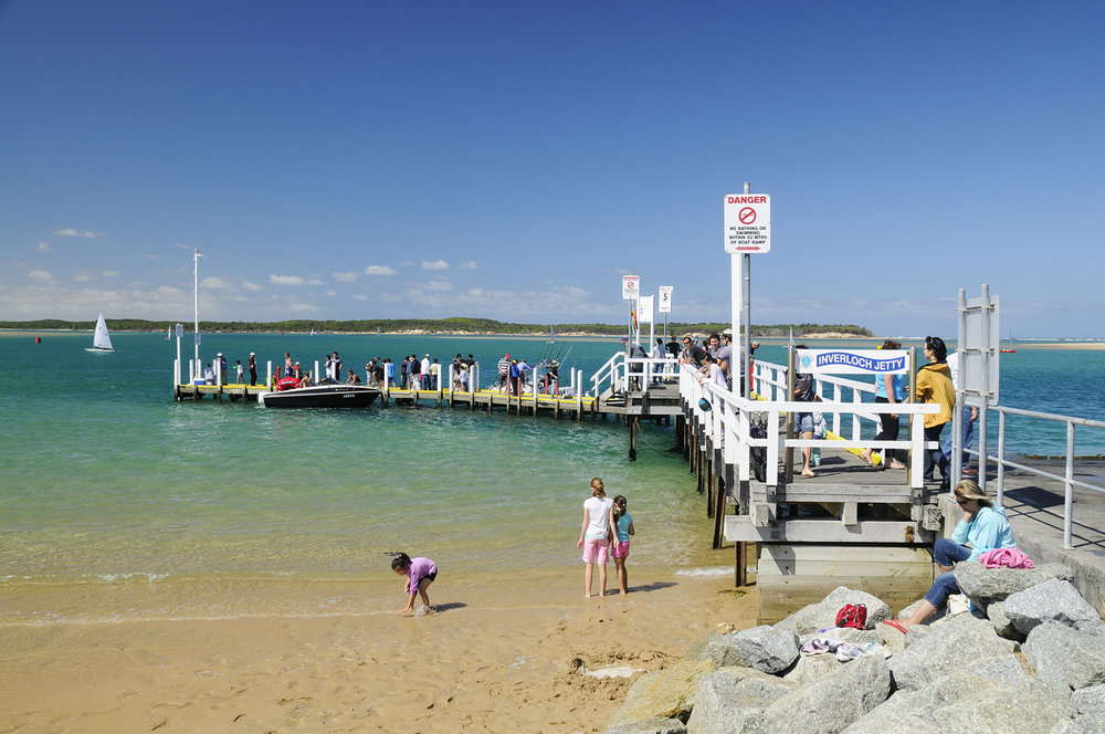 Andersons Inlet Jetty