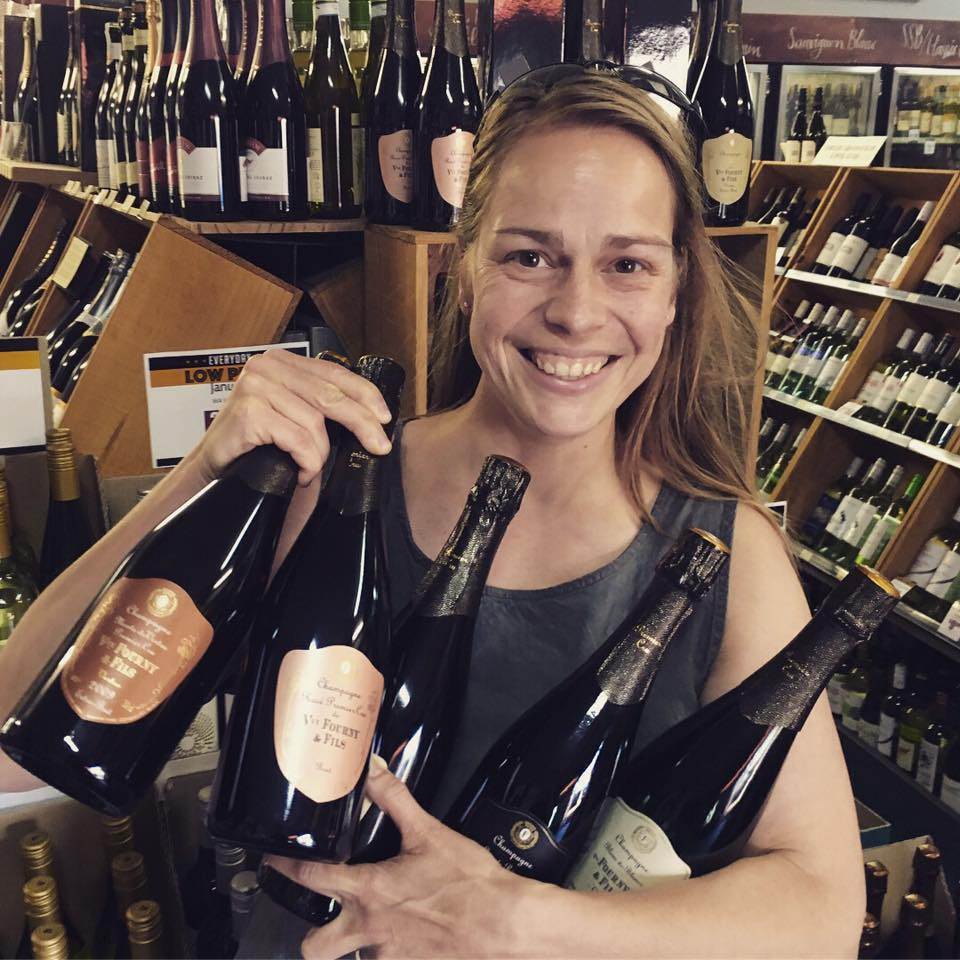 Happy smiles finding the greatest Veuve Fourny & Fils collection in Perth