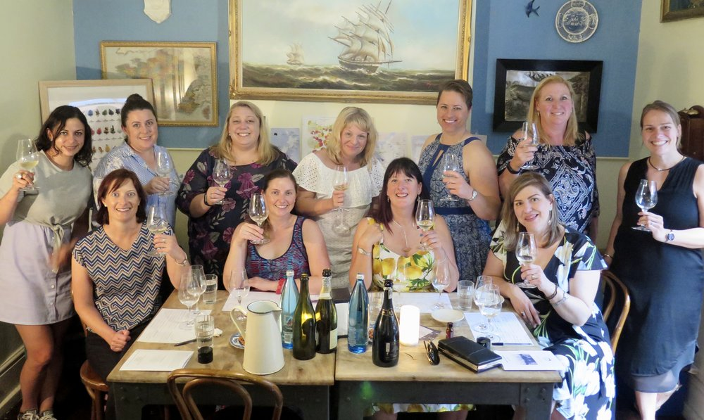 Canny Grapes Private Wine Tasting Class wine education Perth