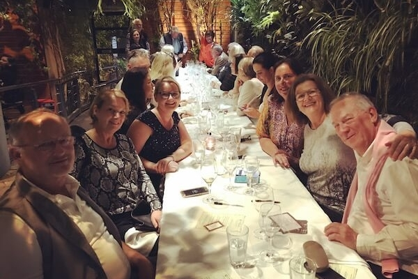 Canny Grapes  wine dinners and wine tasting events Perth