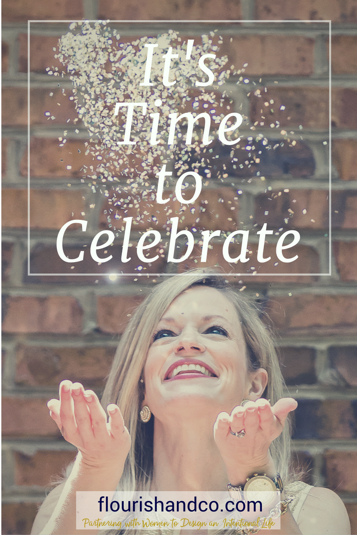 It's Time to Celebrate Flourish + Co