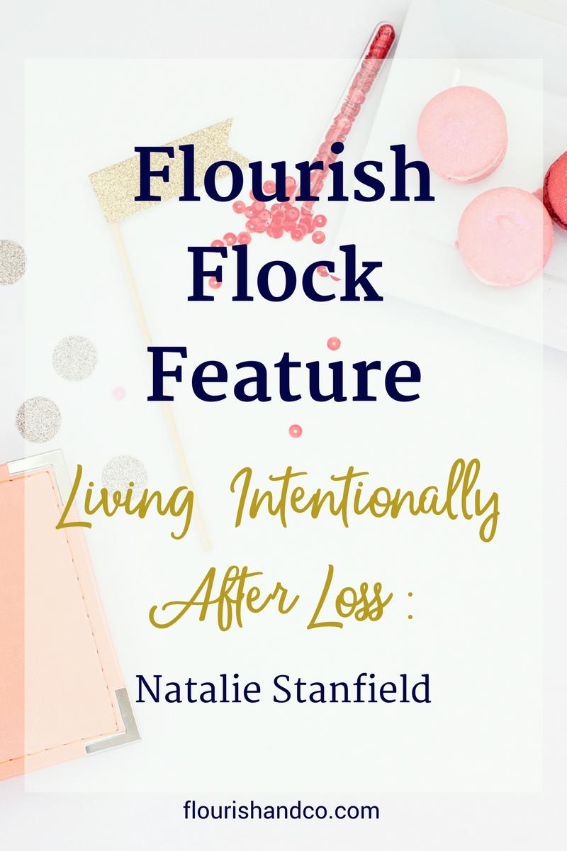 Flourish Flock Feature | Natalie Stanfield