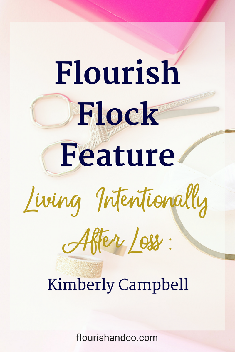 Flourish Flock Feature | Kimberly Campbell
