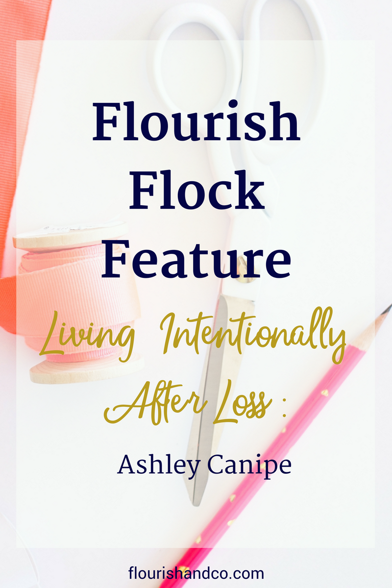 Flourish Flock Feature | Ashley Canipe
