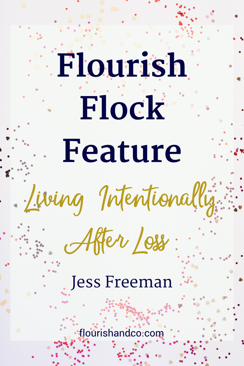Flourish Flock Feature | Jess Freeman