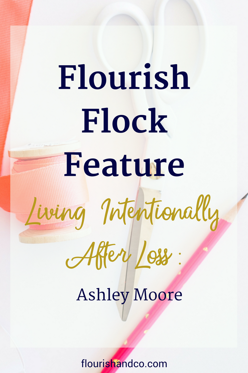 Flourish Flock Feature | Ashley Moore