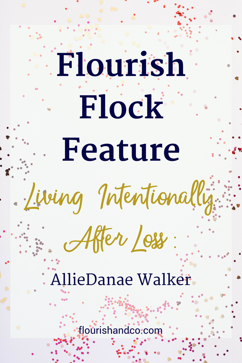 Flourish Flock Feature | Self Care | Self Love | Intentional Living | Encouragement