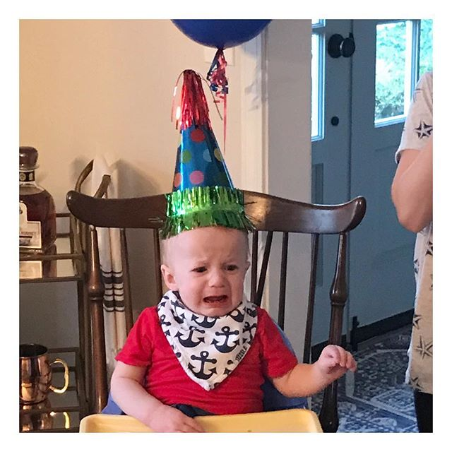 This little guy turned one last week and was celebrated again this weekend at his family party complete with a smash cake! 🥳🎂🎉 Oh what joy he brings to our lives + what an incredible gift it's been to see his big sisters with him- they are truly smitten 🥰 He is most definitely the yummiest, snuggliest, easiest little bubs- except for his multiple week shenanigans of standing in his crib during naps (see pic for proof 🤪)... truly I can't get enough of him and each time I look at his face, I'm reminded of God's lavish grace + how He truly writes the very best stories!! Happy first Birthday, Will- we love you always + forever!! ❤️🎉💙