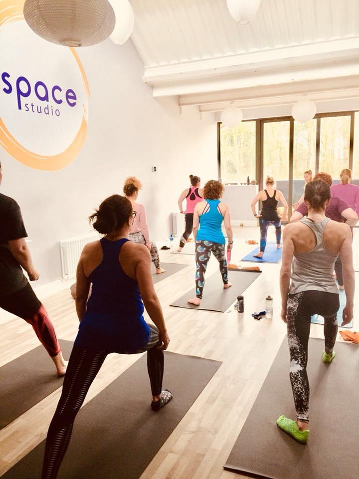 Iyengar Improvers Yoga -