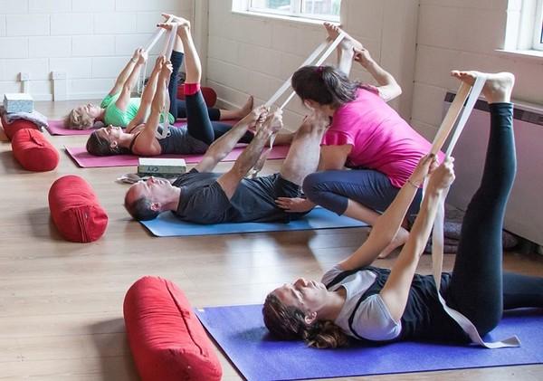 Improvers Iyengar Yoga