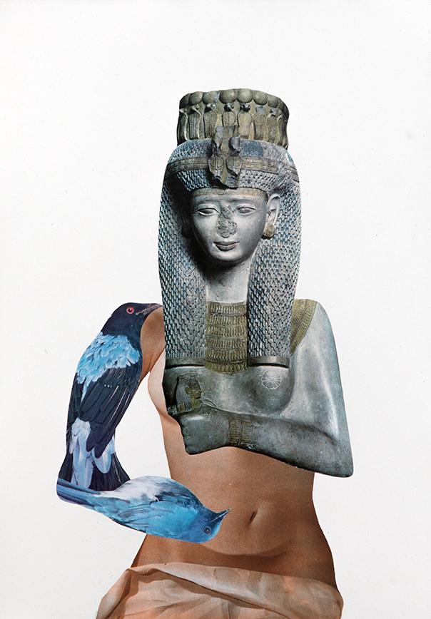 Egyptian Bird II