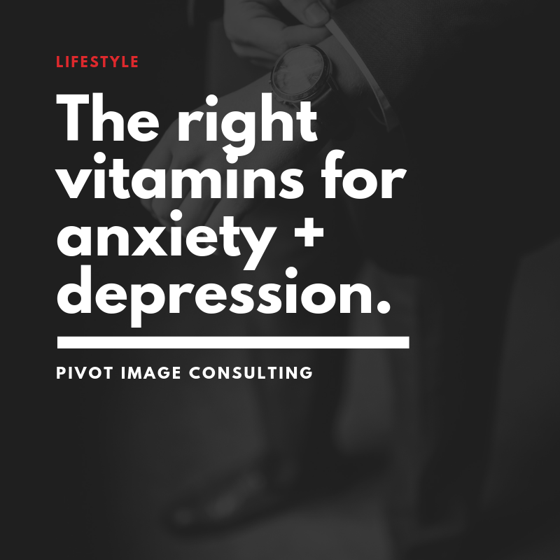The Right Supplements to Beat Anxiety & Depression | PIVOT