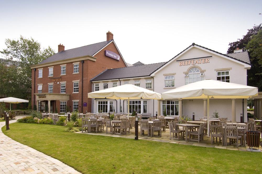 Premier Inn & Beefeater: Hagley