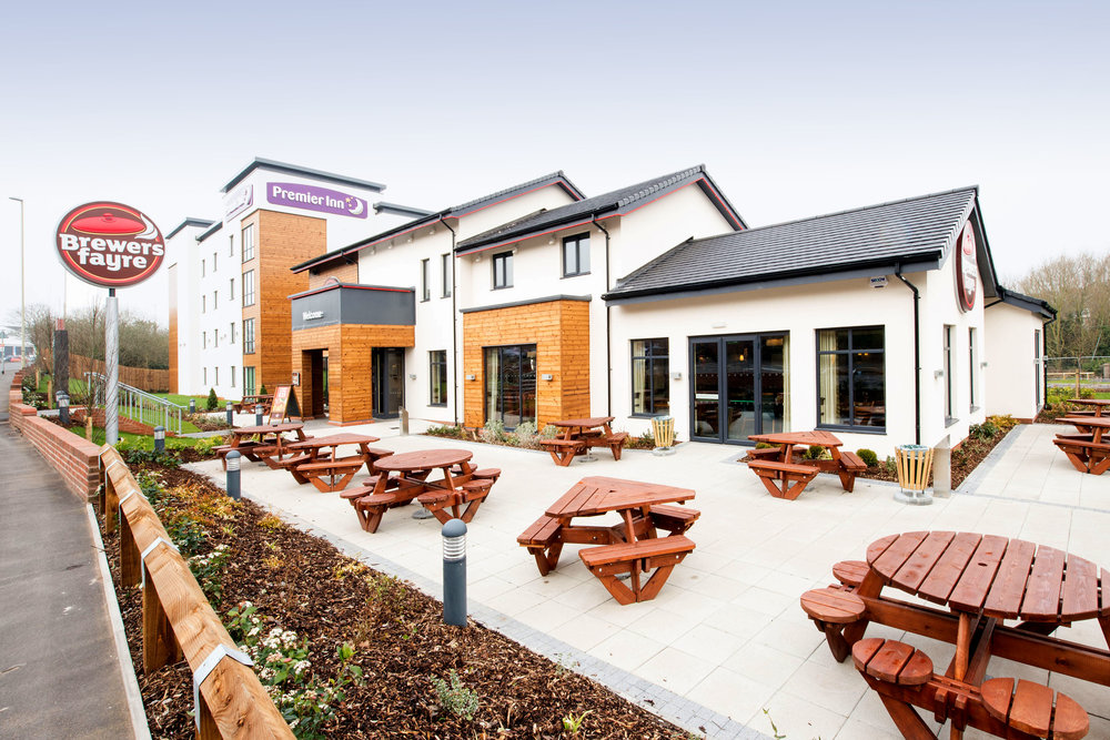 Premier Inn / Brewers Fayre: Stourbridge