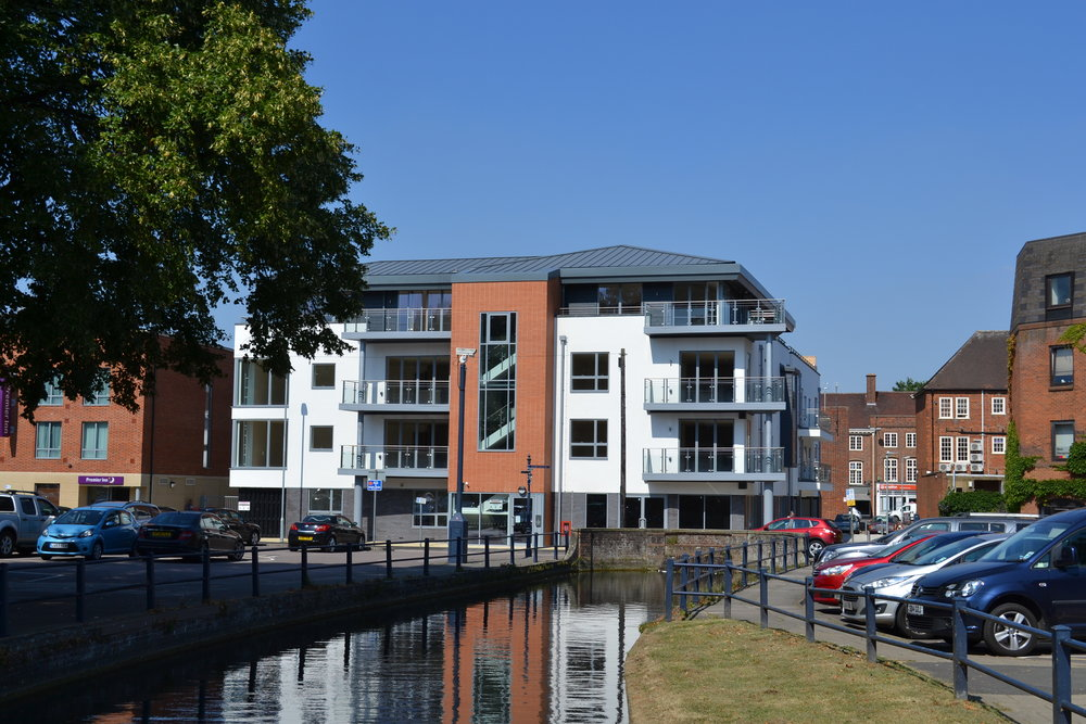 Hotel development in Hitchin