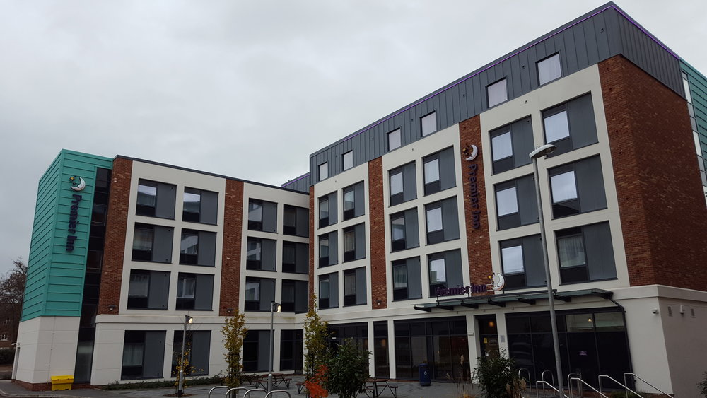 Premier Inn: Northampton