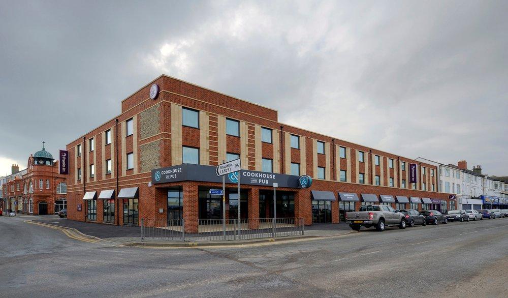 Premier Inn: Rhyl