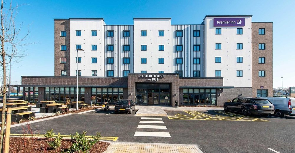 Premier Inn: West Brom
