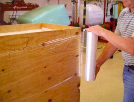 OXO-BIODEGRADABLE STRETCH FILMS FOR MANUAL APPLICATION