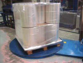 OXO-BIODEGRADABLE STRETCH FILMS FOR MACHINE APPLICATION