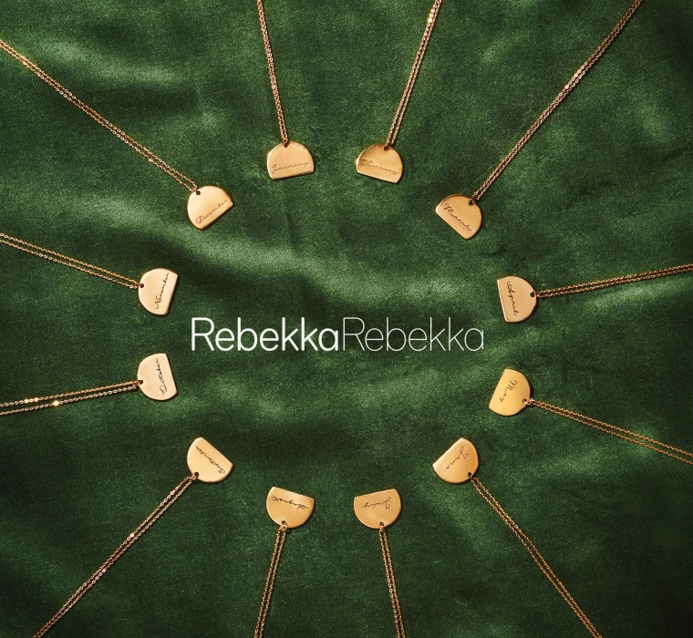 RebekkaRebekka Month Necklace