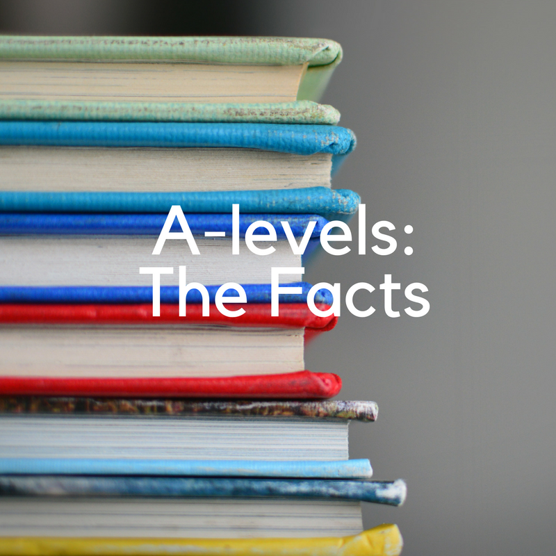 Click here to find out everything you need to know about A-levels.