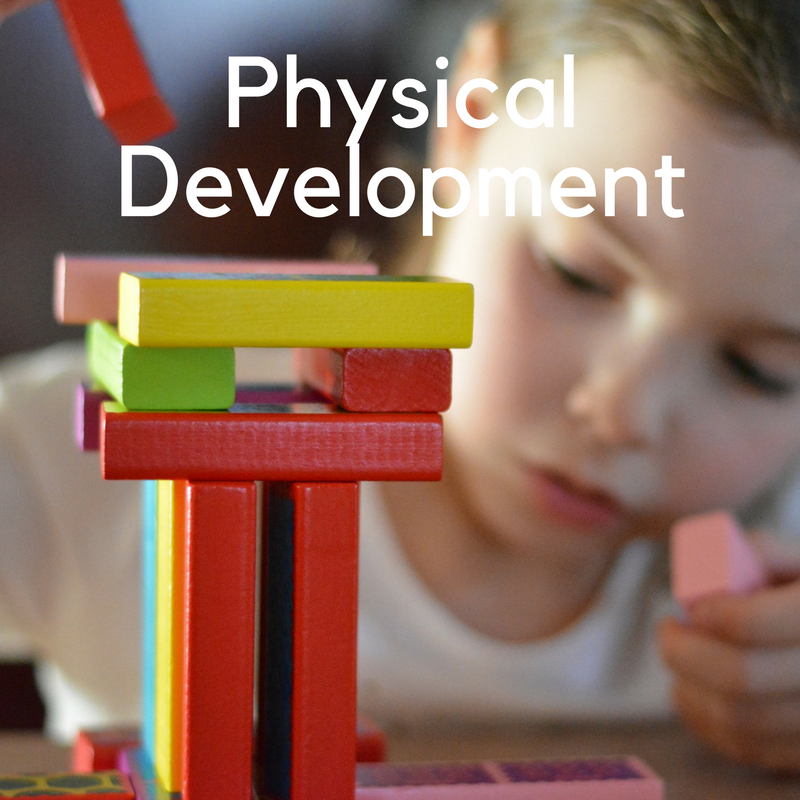 Click to learn a little about physical development up to year 1.
