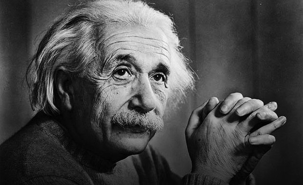 Einstein was 26 when he proposed that light travelled in 'packets' (photons)