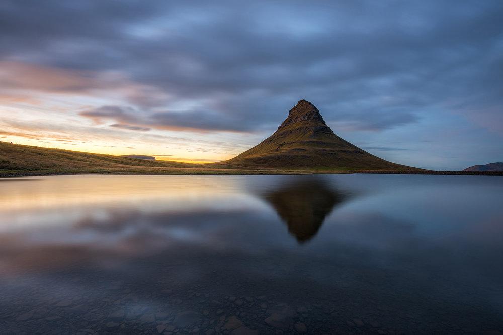 Kirkjufell, Iceland - 2016