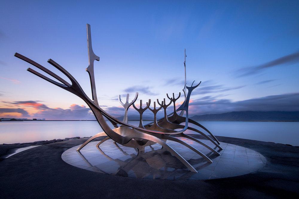 Reykjavik, Iceland - 2015