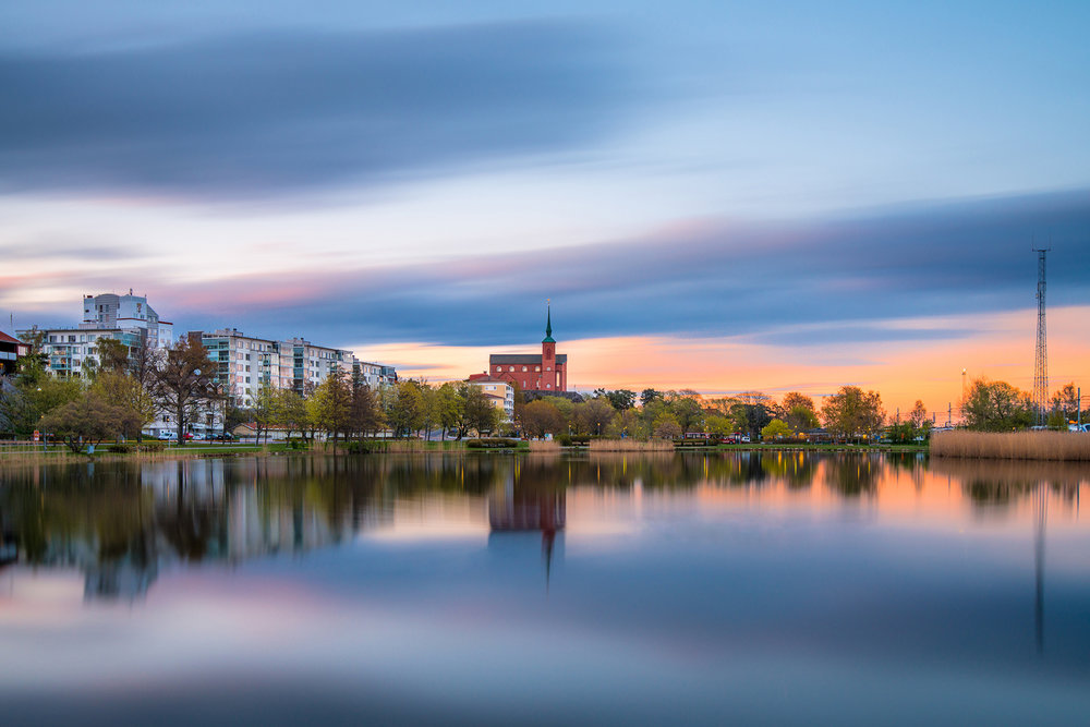 Nynäshamn, Sweden - 2014