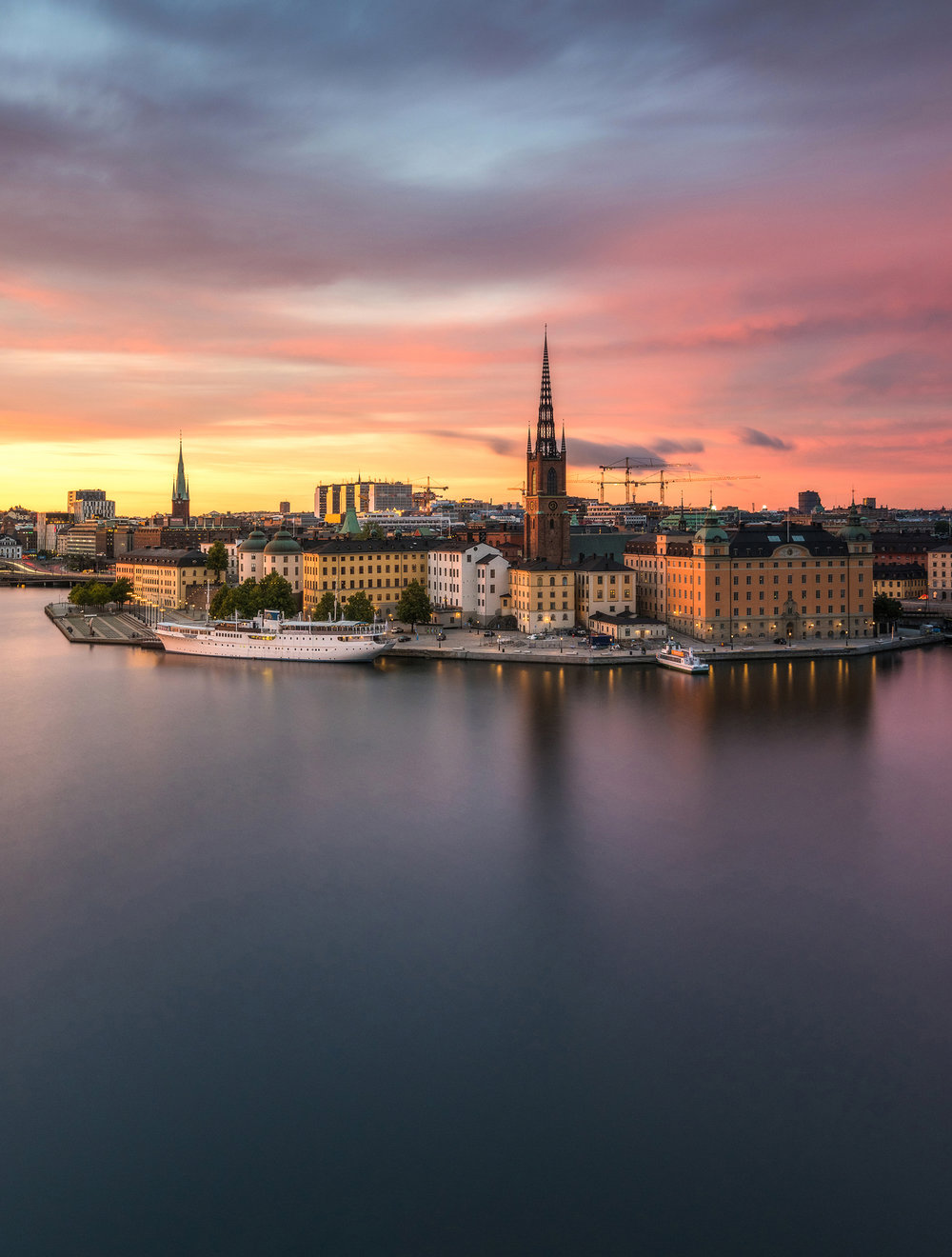 Stockholm, Sweden - 2017