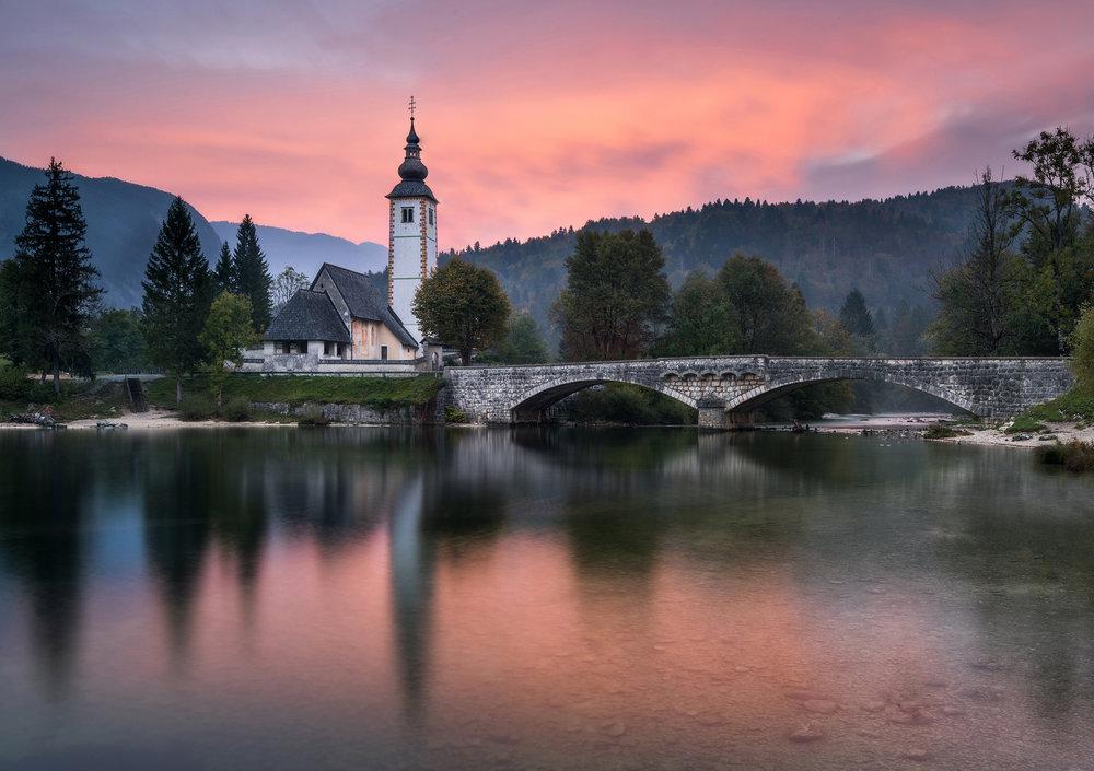 Bohinj, Slovenia - 2017