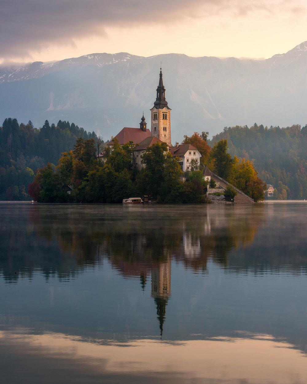 Bled, Slovenia - 2017