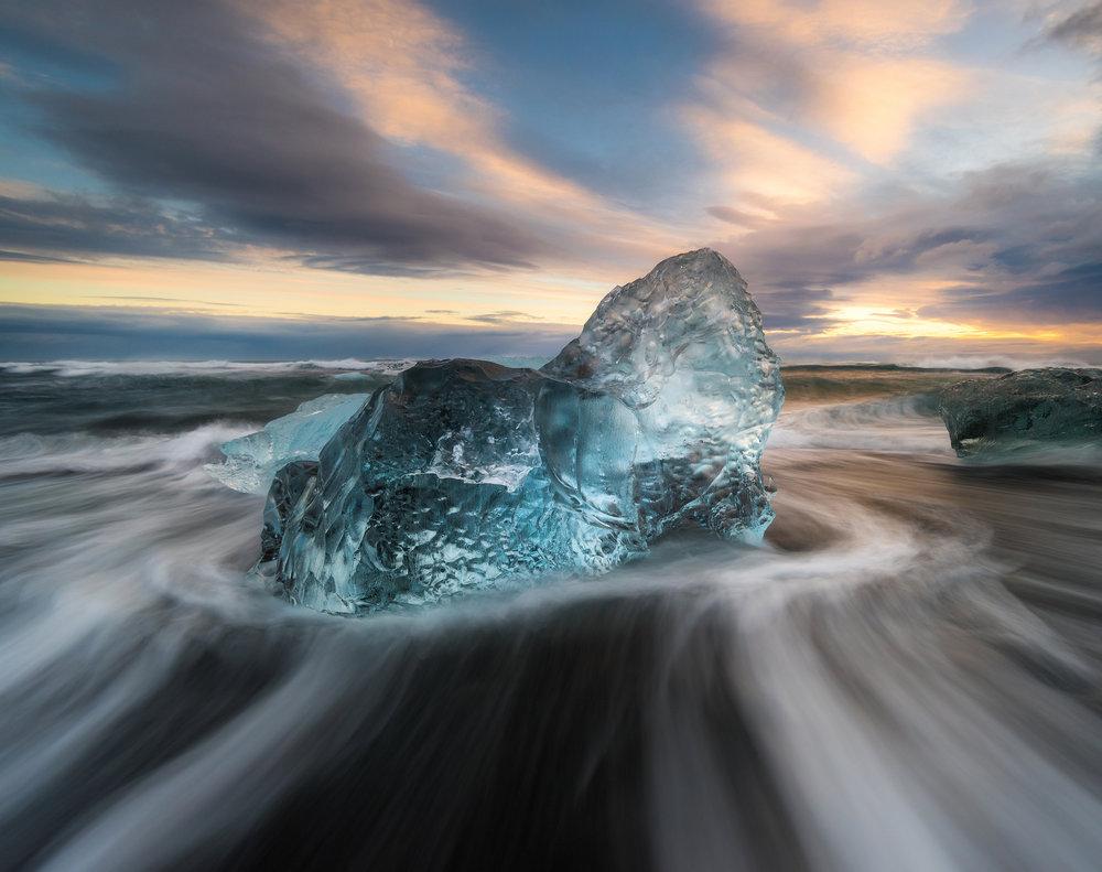 Jökulsarlon, Iceland - 2018