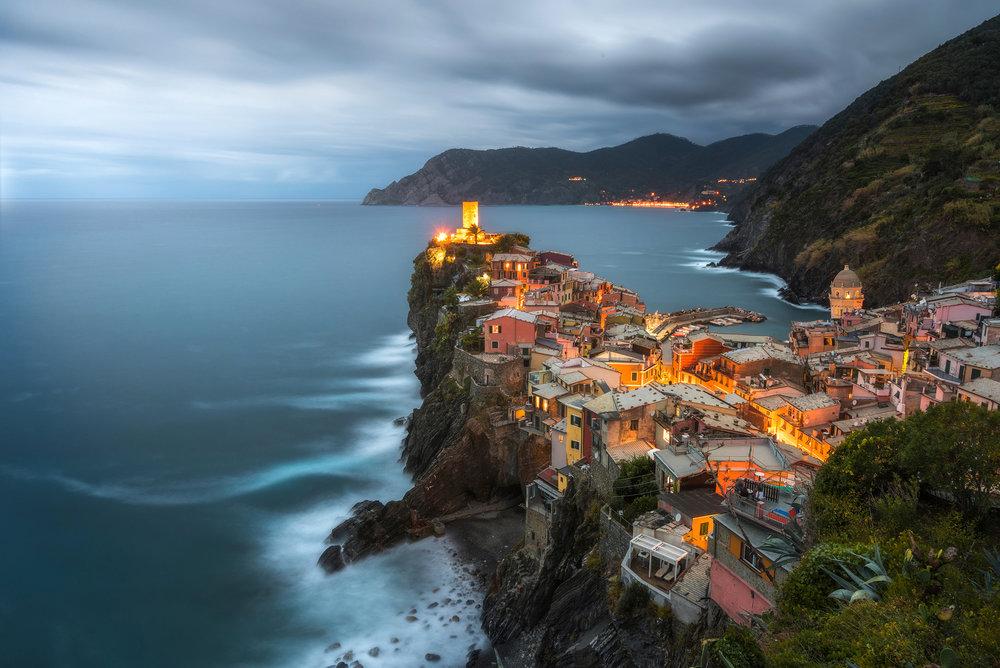 Vernazza, Italy - 2018