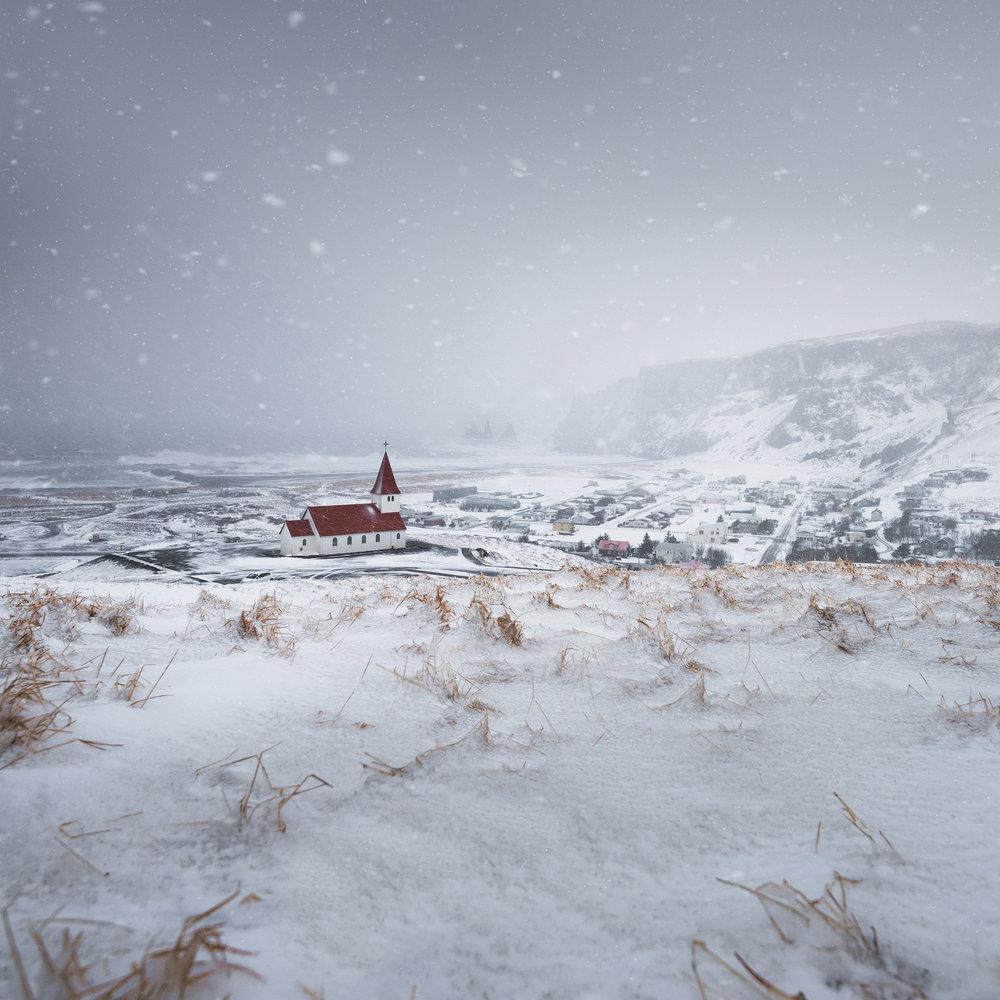 Vík, Iceland - 2018